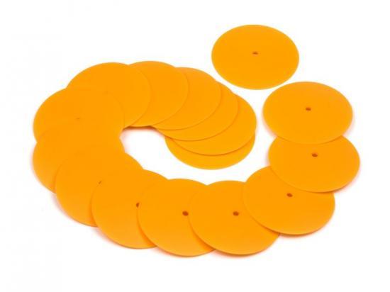HPI Baja Q32 Corner Markers - Orange - Pack of 16