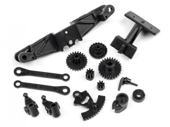 HPI Baja Q32 Plastic Parts Set