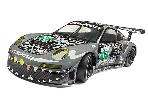 HPI RS4 Sport 3 Flux - Falken Porsche 911 GT3 R