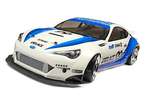 HPI RS4 Sport 3 Drift - Subaru BRZ