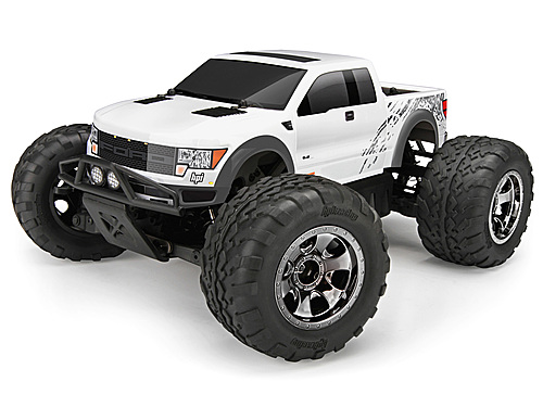 HPI Savage XS - Ford Raptor