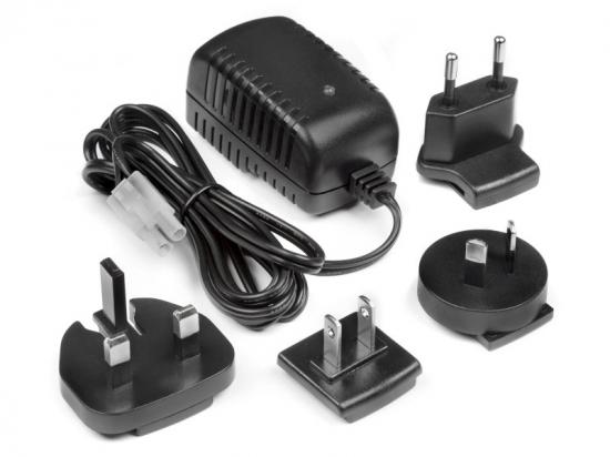 HPI Ac 100-240V Multi-Region Charger For 5 Cell Nimh Packs