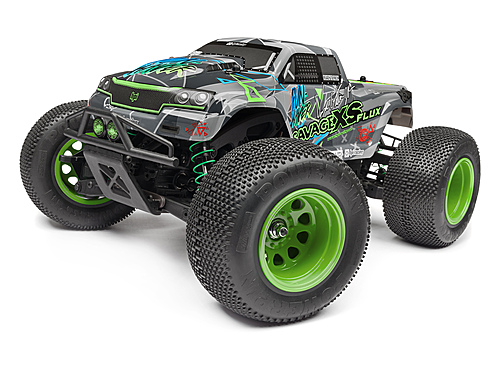 HPI Savage XS Flux - Vaughn Gittin Jr Edition