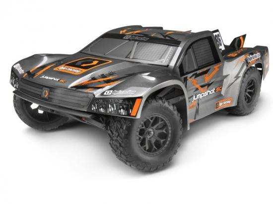 HPI Jumpshot Sc Body (Clear)
