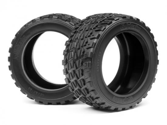 HPI Jump T2.8Ms Tire (2Pcs)