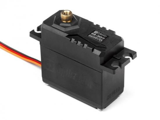 HPI SS-30MGWR Metal Geared Water Resistant Servo - 8KG - 0.15s