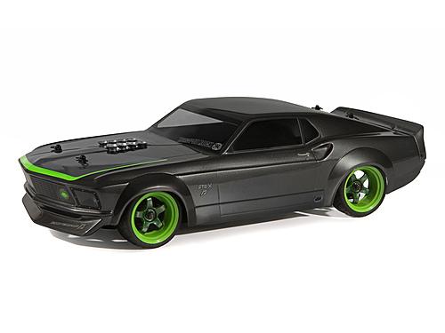 HPI RS4 Sport 3 - 1969 Mustang RTR-X Vaughn Gittin