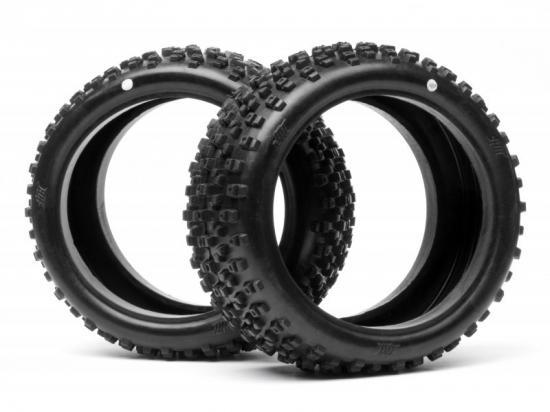 HPI Proto Tire (Sbr Medium 1/8 Buggy 2Pcs)