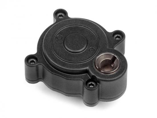 HPI F/G Series Roto Start Back Plate V3 14mm Hex (113736)