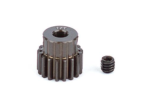 Associated Factory Team Alum. Pinion Gear 17T 48Dp 1/8 Shaft