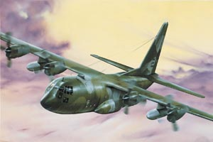 Italeri C-130 E/H