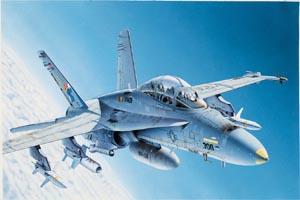 Italeri F/A-18 C/D