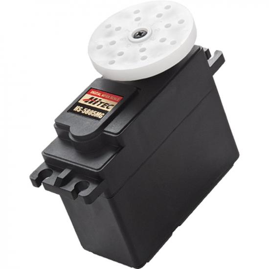 Hitec HS5805MG Digital Mega Quarter Scale Servo