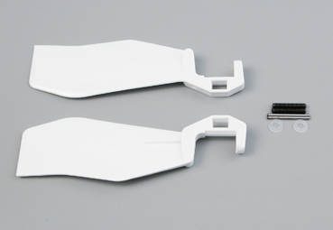Multiplex Tail Rotor Blades (Pair) Funcopter 223001