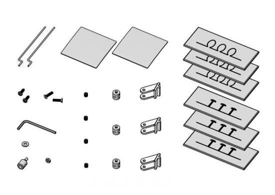 Multiplex Small Items Set Merlin 224103