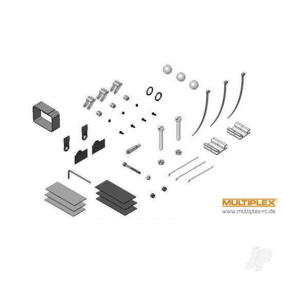Multiplex Small Parts Set Solius 224254