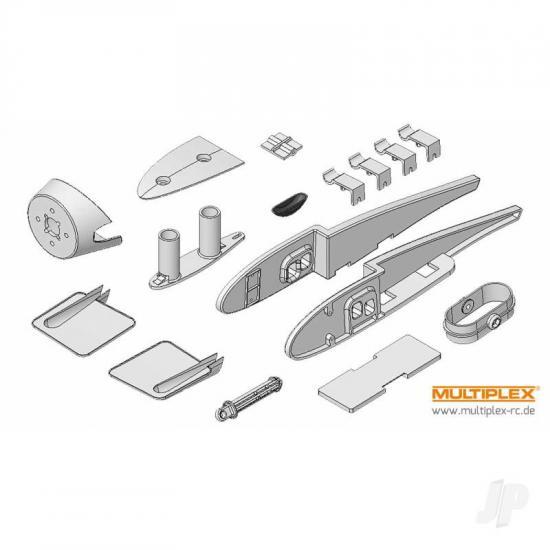 Multiplex Small Plastic Parts Solius 224255