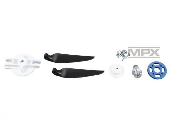 Multiplex Set Fold/Blades Dogfighter Ultra 332581