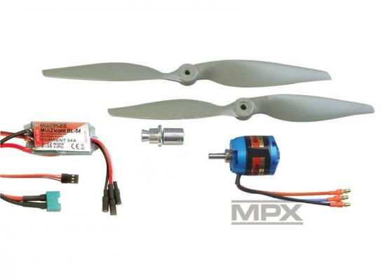 Multiplex Acromaster/Gemini Tuning Power Set 332640