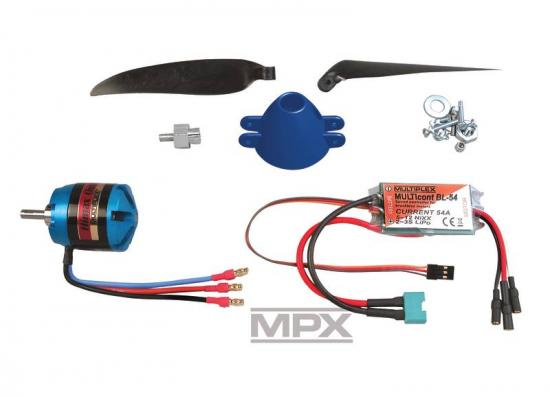 Multiplex Blizzard Tuning Set 332643