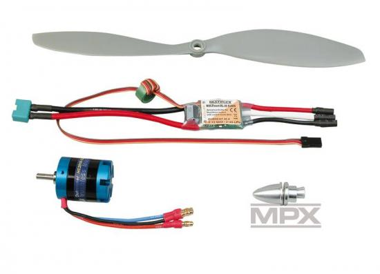 Multiplex Power Drive Parkmaster 3D Tuning 332652