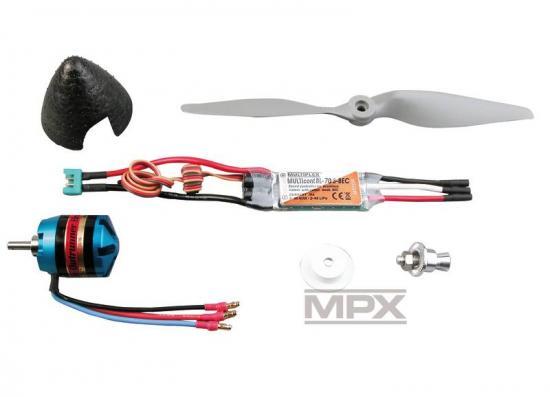 Multiplex Power Drive Dogfighter Ultra 332657