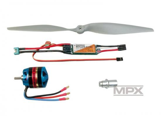 Multiplex Power Set Tucan/Mentor 332663