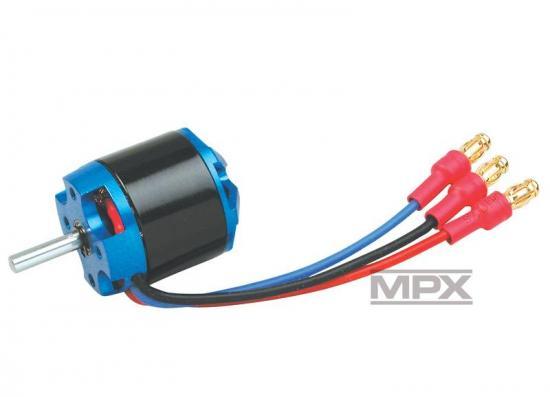 Multiplex O/Runner Himax C 2212-0840 W. Accs 333006