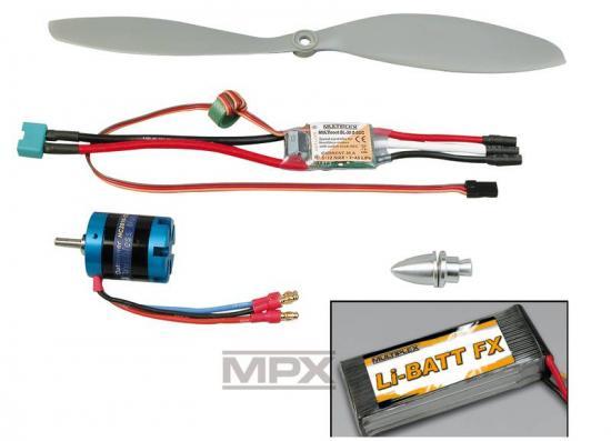 Multiplex Power Set Parkmaster 3D Li-Powered 333652