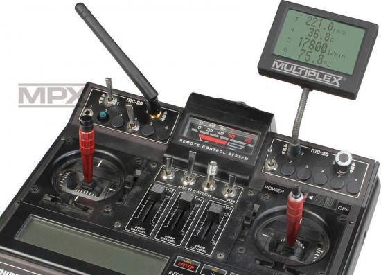 Multiplex Telemetry-Display 45182