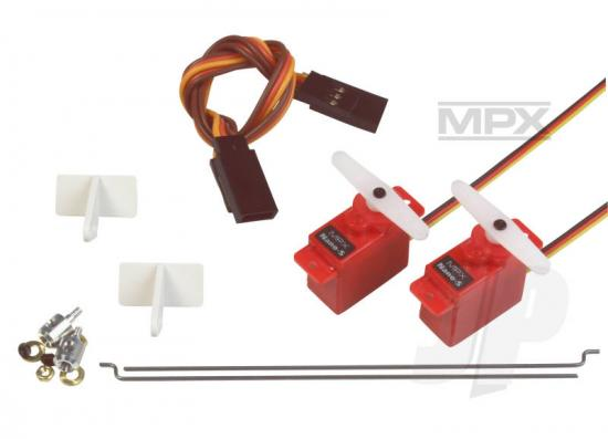 Multiplex Aileron-Upgrade-Set 65164