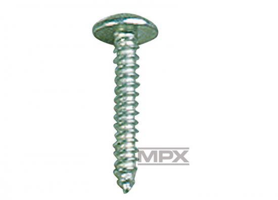 Multiplex Panhead Screw 2.2X13 50 Pcs. 682652