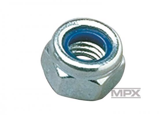 Multiplex Self-Locking Nuts M3 10 Pcs. 682676