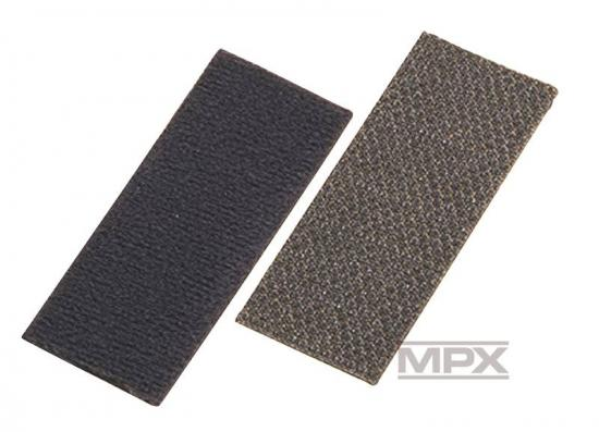 Multiplex Hook/Loop Tape 60mm Pair 5 Pcs. 683112 ** CLEARANCE **