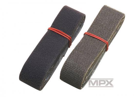 Multiplex Hook/Loop Tape Self-Adh 25X1000 mm 683113