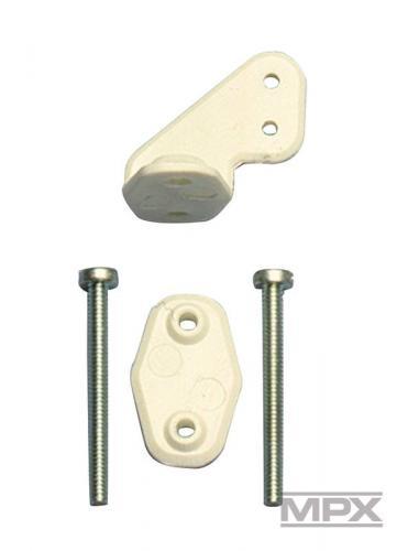 Multiplex Control Horn Size 1 2 Pcs. 703022