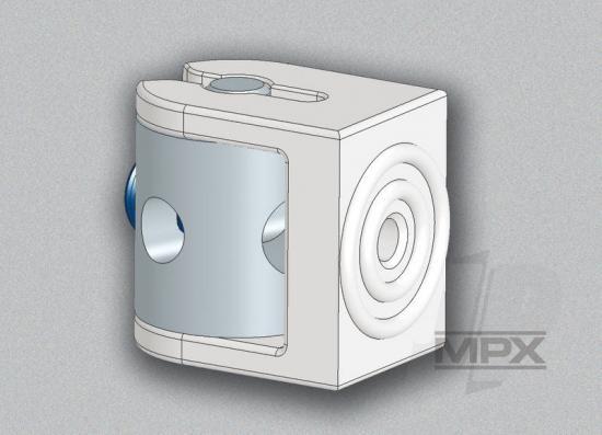 Multiplex Pushrod Connector 2 Pcs. 703456