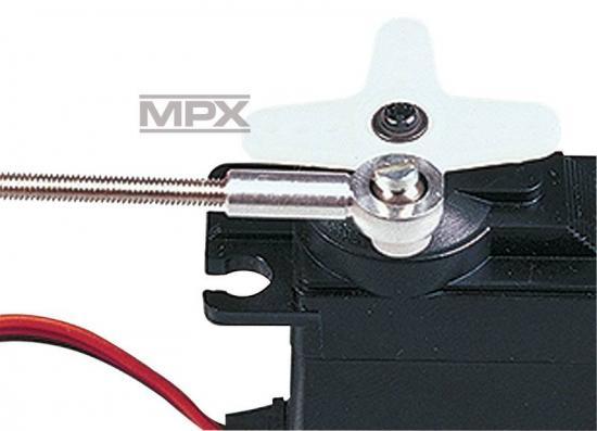 Multiplex Metal M2 Ball Link 2 Pcs. 713853