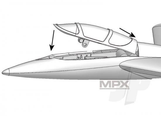 Multiplex Canopy-Lock (2 Pair) 725136