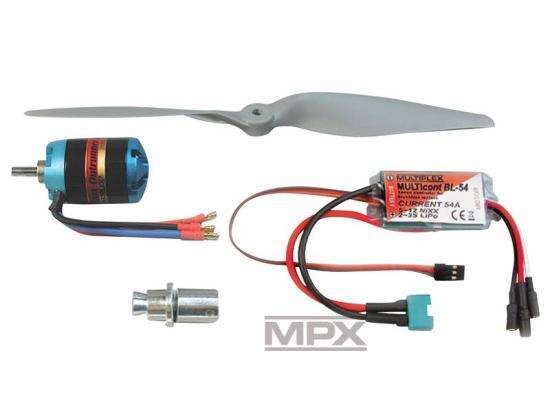 Multiplex Propeller 6X55 733195