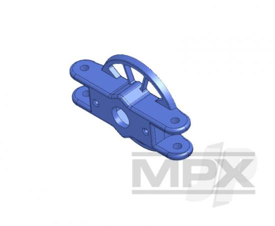 Multiplex Driver Blade Support And Spinner 733501