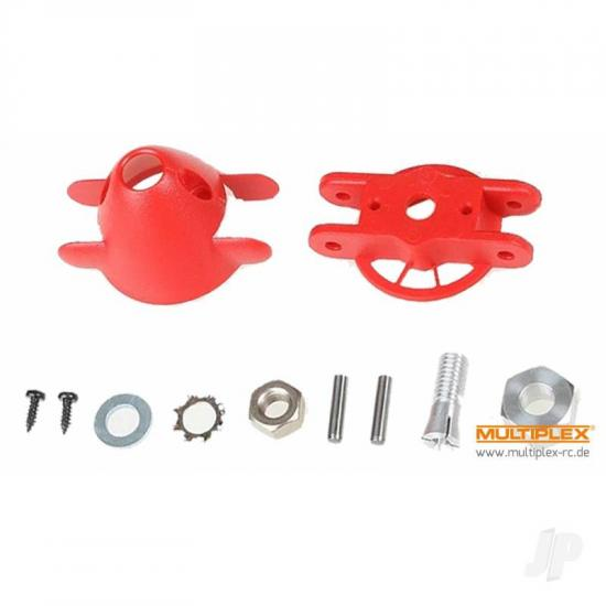 Multiplex Driver Blade Support And Spinner Merlin X