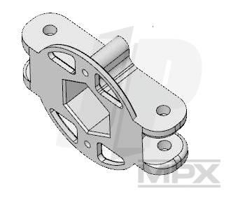 Multiplex Spinner Assy Easystar II 733506