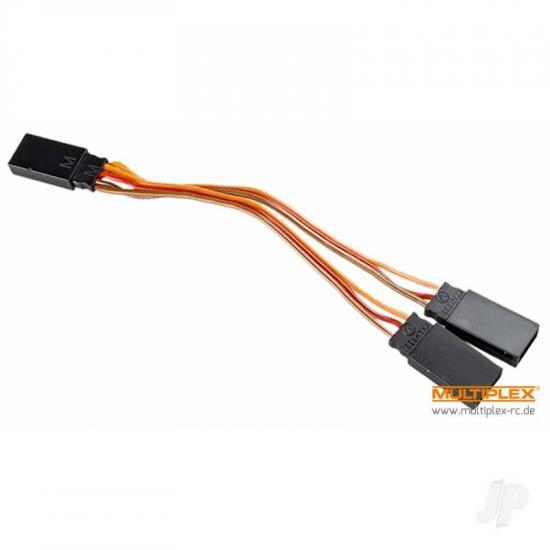 Multiplex V-Lead Sensor (3 Uni-Plug) 85090