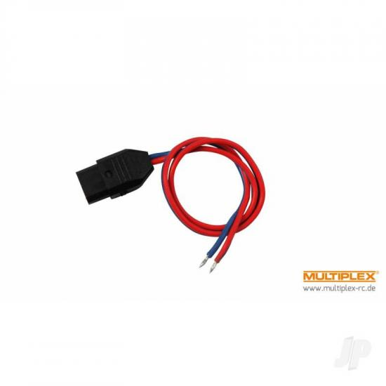 Multiplex Receiver Battery Lead 85102