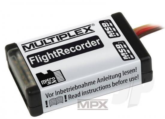 Multiplex Flight Recorder 85420