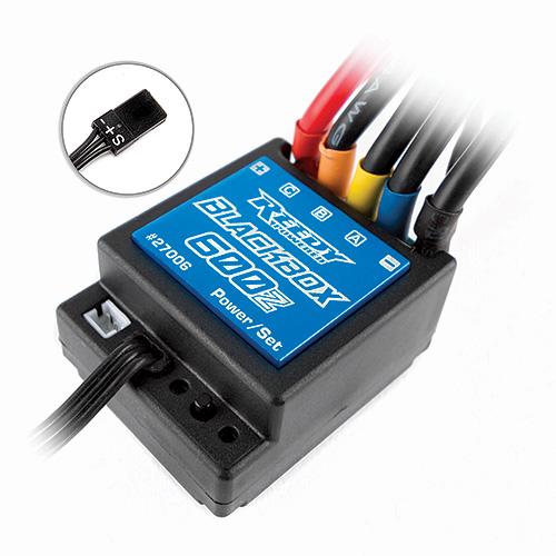 Reedy Blackbox 600Z Zero Timing Esc