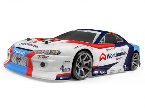 HPI RS4 Sport 3 Drift Team Worthouse