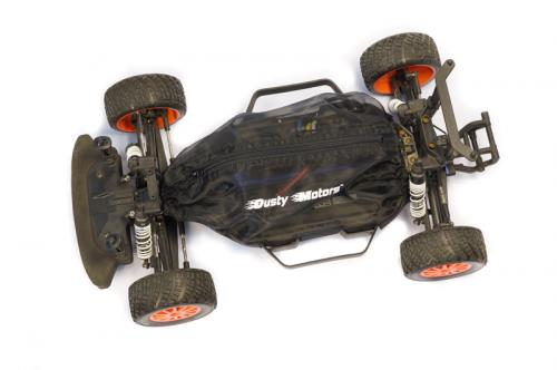 Dusty Motors Dirt Protection Cover - Traxxas X-MAXX  Black