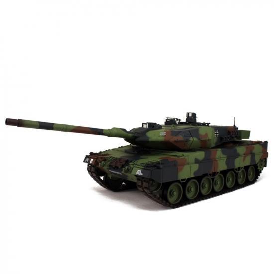 Heng Long 1:16 German Leopard 2A6 (2.4GHz+Shooter+Smoke+Sound)